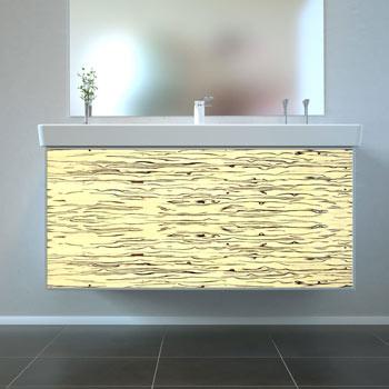 LED Waschtisch Unterschrank mit Beleuchtung