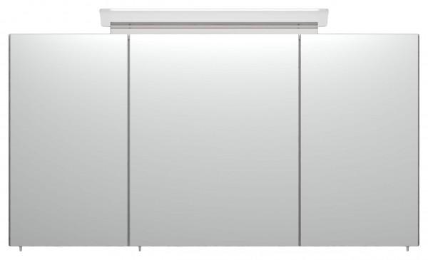Badezimmer Spiegelschrank 120 cm Betonoptik