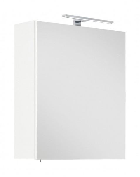 Badezimmer Spiegelschrank Santini 60 cm breit in weiß