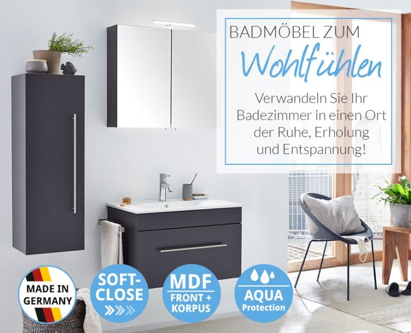 Badmöbel und Bad Unterschränke online bestellen | Badmoebel.org