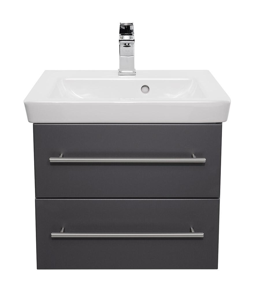 waschtisch mit unterschrank villeroy boch subway 2 0 50 cm. Black Bedroom Furniture Sets. Home Design Ideas