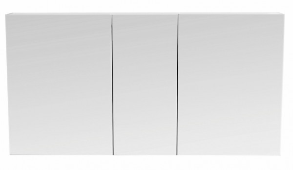 Badezimmer Spiegelschrank 120 cm eiche hell