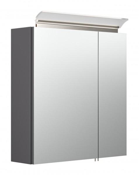 Bad SPiegelschrank anthrazit seidenglanz 60 cm