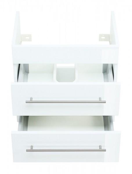Badezimmer Unterschrank für Villeroy und Boch Avento Waschbecken Hochglanz weiß